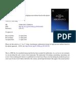 Aerodynamic Optimization Design for High Pressure