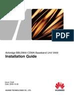 C. BBU3900 CDMA Baseband Unit Installation Guide(V400_draft).pdf