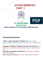 Coordination Chemistry-Intro n Isomer