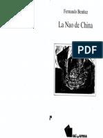 La Nao de China Portada
