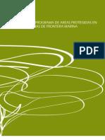 Bases para un programa de áreas protegidas en zonas de frontera marina en Colombia