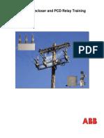 ABB OVR Recloser and PCD Training - Rev F