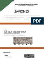 CONSTRUCCION 3 - GAVIONES