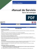 05 Servo Del Embrague