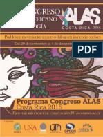 XXX Congreso Latinoamericano de Sociolog