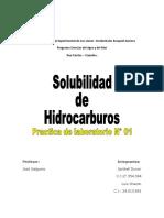 Informe Practica 1 Quimica Organica
