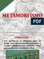 METAMORFISMO