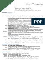 paultitchener resume 071319