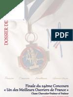 Dossier de presse - Meilleur Ouvrier de France Version 26-10-2010