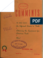 Keelers Comments v8 n9 Dec 1940