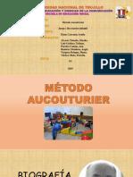 Método Aucouturier