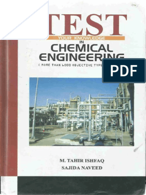 Test Your Knowledge In Chemical Engineering pdf_1 pdf
