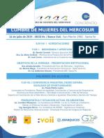 Mercosur Cumbre de Mujeres