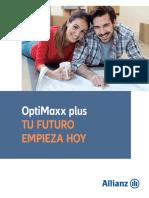 OptiMaxx Plus Folleto 0318 f