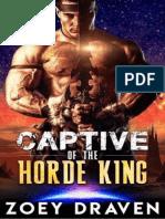 Zoey Draven - Series Horde Kings of Dakkar 01 - Captive of the Horde King