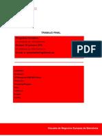 Procesos ETL- Enunciado Trabajo Final