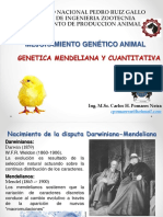 1.2 Mendeliana y Cuantitativa