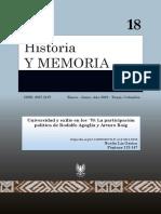 Rodolfo Agoglia y Arturo Roig