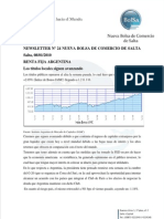 NEWSLETTER Nº24  08-11-2010