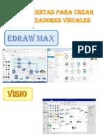 Herramientas Para Crear Organizadores Visuales