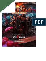 1 Old Dragon - Thordezilhas (Sabres _amp_ Caravelas) - Taverna Do Elfo e Do Arcanios