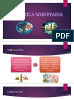 Política Monetaria