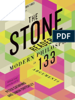 Peter Catapano, Simon Critchley (Editors) - The Stone Reader_ Modern Philosophy in 133 Arguments (2015, Liveright)