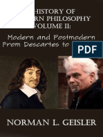 Norman L. Geisler - A History of Western Philosophy, Volume 2_ Modern and Postmodern_ From Descartes to Derrida (2012, Bastion)