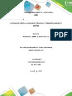Unidades 1 y 2 - Aplicación de La Estadística Descriptiva a Un Proyecto Agropecuario