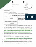 Thomas Chantry Sentencing Memorandum -Prosecution