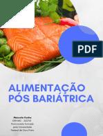 Alimentação pós bariatrica