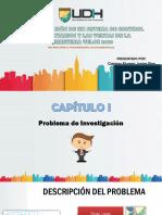 Diapositivas -Implementación De Un Sistema De Control De Inventarios Y Las Ventas De La Ferreteria Veloz 2019