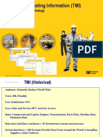 2014 TMI 5 Year Vision and Strategy