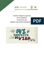 PAN de VIDA Jonathan Oseguera Legorreta
