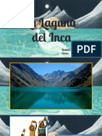La Laguna del Inca.pptx