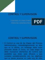 Control y Supervision