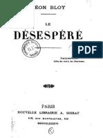 Le Désespéré 18 - Léon Bloy