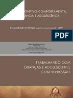 Psicopatologia Na Infância e Adolescência Aula UNIP