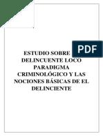 Delincuente Loco Paradigma (1)