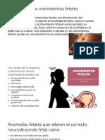 Ausencia de Los Movimientos Fetales (1)