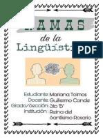 La Lingüística Mariana