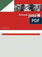 Caritas Bucharest Annual Report 2008