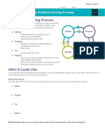 u1l02 activity guide - the problem solving process