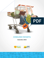 Analise Consumo Infantil Setembro 20151