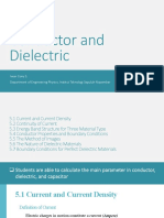 Ch. 5 Conductor and Dielectric