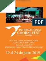 Choral Fest Esp 2019
