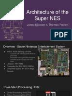 Architecture of the Super NES