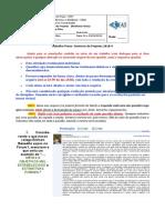 Trabalho Prova ReOferta - Gerência de Projetos - UFPI 2018 4