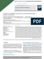 A proposal of a Balanced Scorecard for an environmental education