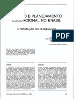 Planejamento Educacional no Brasil